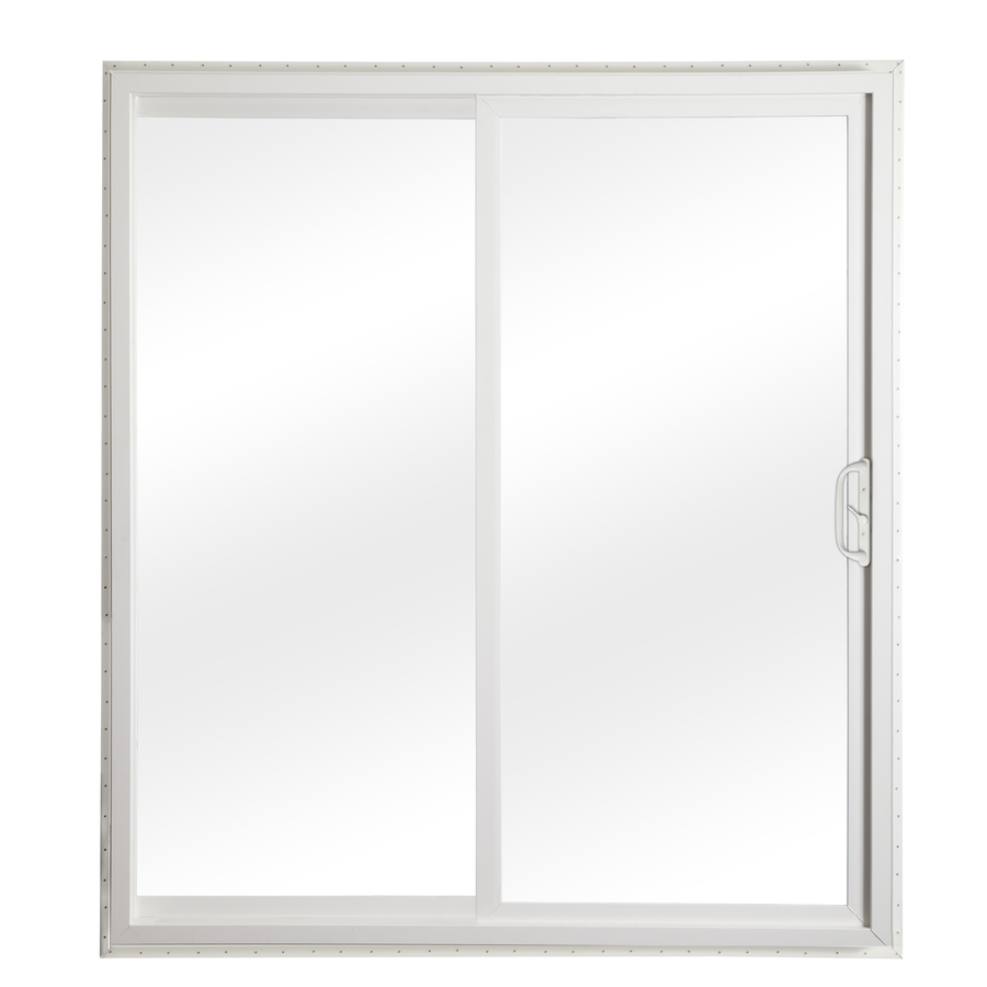 shop reliabilt 332 series 70 75 in 1 lite glass vinyl