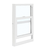 ReliaBilt 3050 Series Vinyl Double Pane Single Strength Replacement Single Hung Window (Rough Opening: 28-in x 38-in; Actual: 27.75-in x 37.75-in)