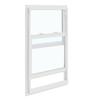 ReliaBilt 85 Series Aluminum Double Pane Single Strength New Construction Single Hung Window (Rough Opening: 24-in x 36-in; Actual: 23.5-in x 35.5-in)