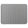 OXO 12.5-in W x 0.25-in L x 16.9-in H Plastic Drying Mat