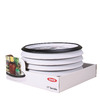 OXO 1-Tier Plastic Full Circle Tabletop Lazy Susan