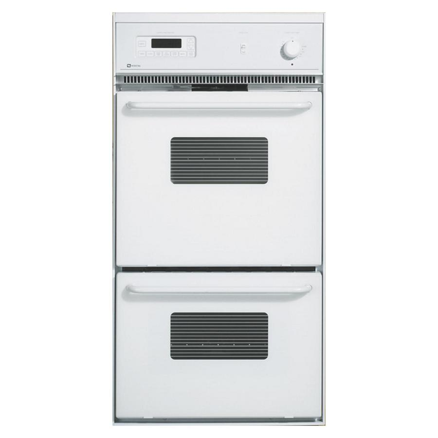 Shop Maytag Self Cleaning Double Electric Wall Oven White