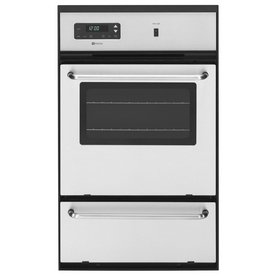 Maytag 24-in Single Gas Wall Oven (Stainless Steel)