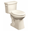 Danze Cobalt Biscuit 1.28 GPF High Efficiency Elongated 1-Piece Toilet
