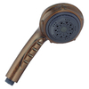 Danze Distressed Bronze 3-Spray Handheld Shower Massager