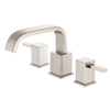 Danze Reef Brushed Nickel 2-Handle Adjustable Deck Mount Tub Faucet
