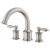 Danze Prince 2-Handle Adjustable Deck Mount Tub Faucet