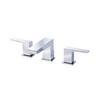 Danze Mid-Town 2-Handle Widespread WaterSense Bathroom Faucet (Drain Included)