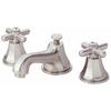Danze Brandywood 2-Handle Widespread WaterSense Bathroom Faucet (Drain Included)