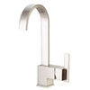 Danze Sirius Stainless Steel 1-Handle Bar and Prep Faucet