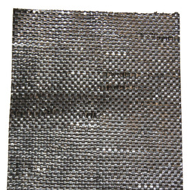 Hanes Geo Components 258-ft x 17.5-ft Black Woven Geotextile