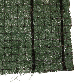 Hanes Geo Components 112.5-ft x 96-in Recycled Plastic Biodegradable Turf-Reinforced Mat