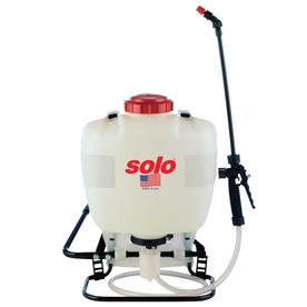 SOLO 4-Gallon Plastic Tank Sprayer with Shoulder Strap