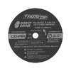 RotoZip 5-Count Aluminum Oxide Cutting Wheels