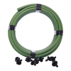 Mister Landscaper 1/4-in x 20-ft Vinyl Drip Irrigation Distribution Tubing