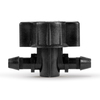 Mister Landscaper 3-Pack 1/4-in Barbed Drip Irrigation On/Off Valve