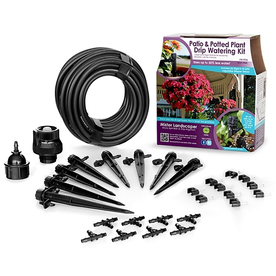 Mister Landscaper Drip Irrigation Patio Kit