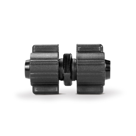 Mister Landscaper 2-Pack 1/2-in Polypropylene Drip Irrigation Coupling