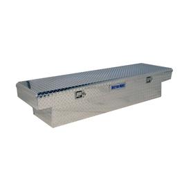 Better Built 61-1/2-in x 20-in x 13-in Aluminum Aluminum Mid-Size Truck Tool Box