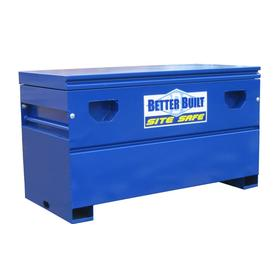 Better Built Site Safe 23-in W x 48-in L x 25-in Steel Jobsite Box