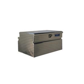 Better Built 36-in x 24-in x 18-in Aluminum Aluminum Universal Truck Tool Box