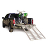 Better Built 3-3/4-ft x 5-5/8-ft 1500 lb Capacity Folding Aluminum Loading Ramp