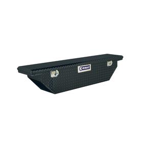 Kobalt Midsize Black Aluminum Truck Tool Box