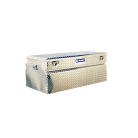 Kobalt 48-in x 24-in x 18-in Aluminum Universal Truck Tool Box