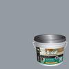 TEC Delorean Gray Sanded Premixed Grout