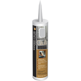 TEC Invision 10.5 Oz. Siliconized Acrylic Kitchen and Bathroom Caulk