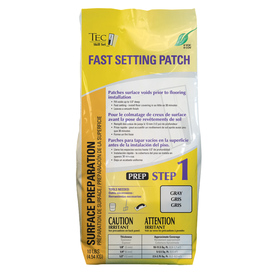 TEC Skill Set Gray and Silver Indoor Floor Patch