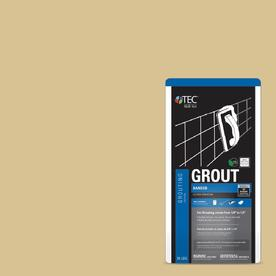 TEC Almond Sanded Powder Grout