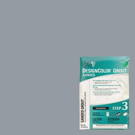 TEC 25-lb Delorean Gray Sanded Powder Grout