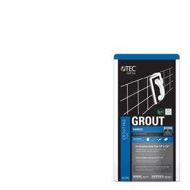 TEC Skill Set 25-lbs Bright White Sanded Powder Grout