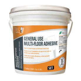 TEC Skill Set Gallon Pail Trowel Universal Flooring Adhesive