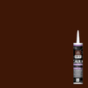 TEC Skill Set Espresso Latex Kitchen and Bathroom Caulk
