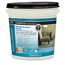 CHAPCO Impressions Quart Floor Patch