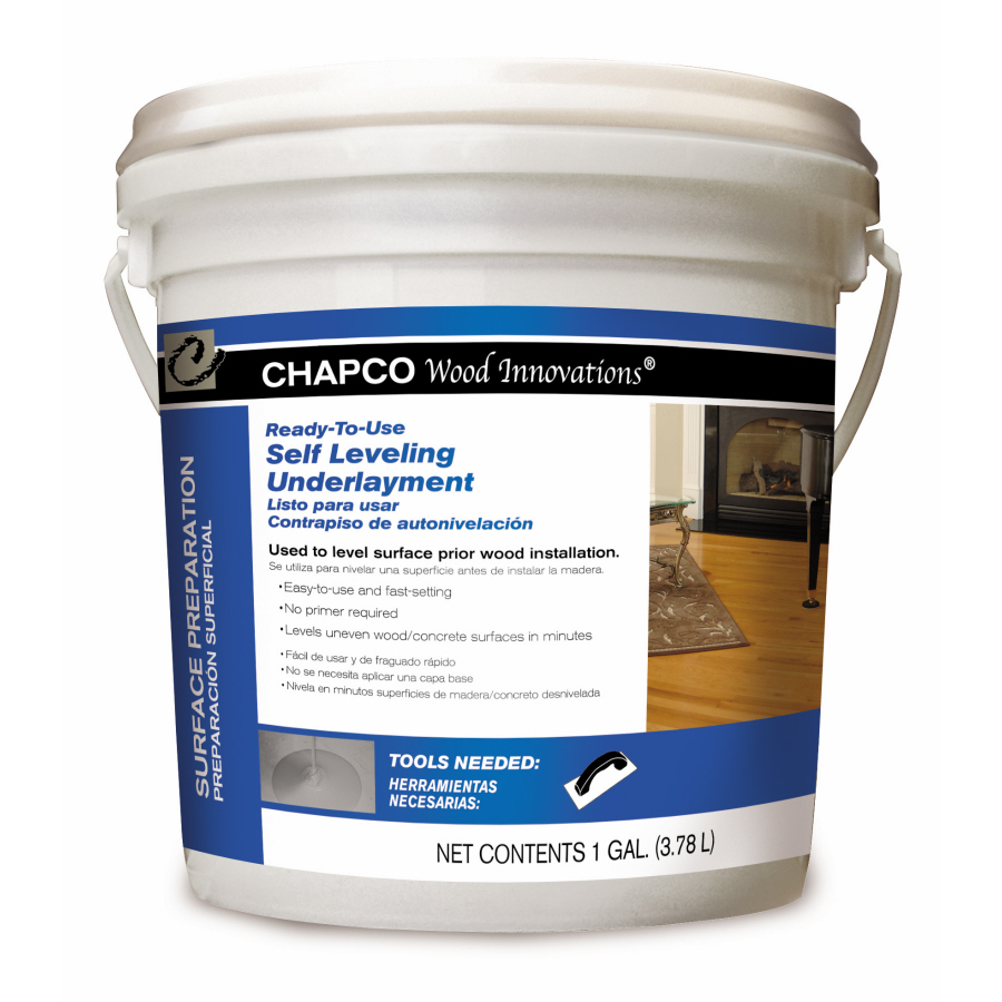 Self Leveling Products : Shop chapco gallon self leveling underlayment at lowes