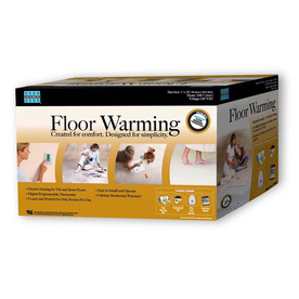 LATICRETE 1-ft x 30-ft Floor Warming Mat