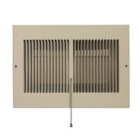 HouseWarmer Wall-Mount Natural Gas or Liquid Propane Heater