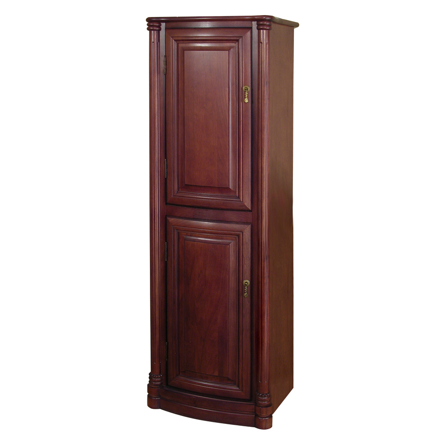 Shop Foremost Wingate Linen Cabinet (Common: 17.5-in; Actual: 17.5-in) At Lowes.com