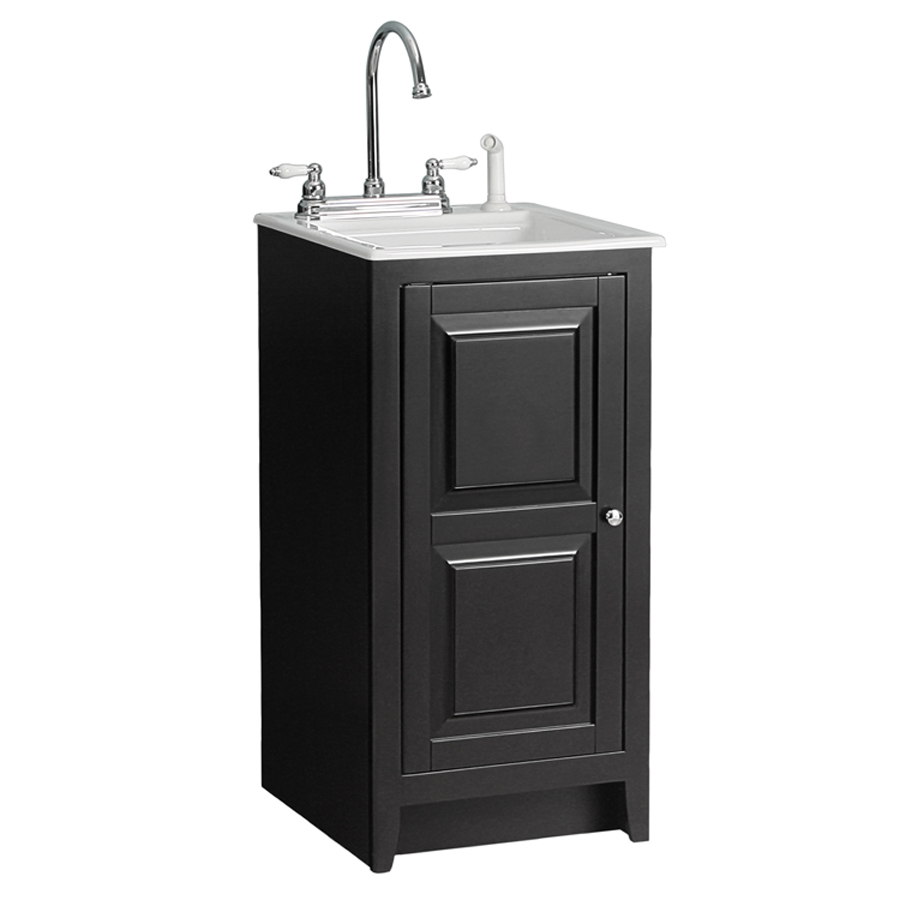 18 Inch Utility Sink With Cabinet : Choose Your Savings