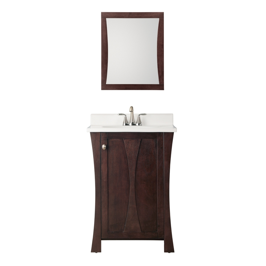 Bathroom Vanities Bathroom Sink Vanity Furniture From Home 18 Inch ...