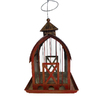 Garden Treasures Metal Hopper Bird Feeder