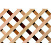 Severe Weather Wood Cedar Traditional Lattice (Actual: 0.375-in)