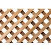 Cedar Privacy Wood Lattice (Actual: 0.5-in x 4-ft x 8-ft)