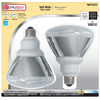 Utilitech 2-Pack 26-Watt (90W) PAR38  Base Soft White (2700K) Outdoor CFL Bulbs