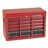 Task Force 26-in Steel Tool Chest (Red)