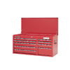 Kobalt 9-Drawer 40-1/2-in Steel Tool Chest (Red)