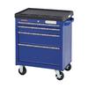 Kobalt 4-Drawer 28-in Steel Tool Cabinet (Blue)
